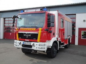 Florian Selb 41/1 - Löschfahrzeug für Katastrophenschutz