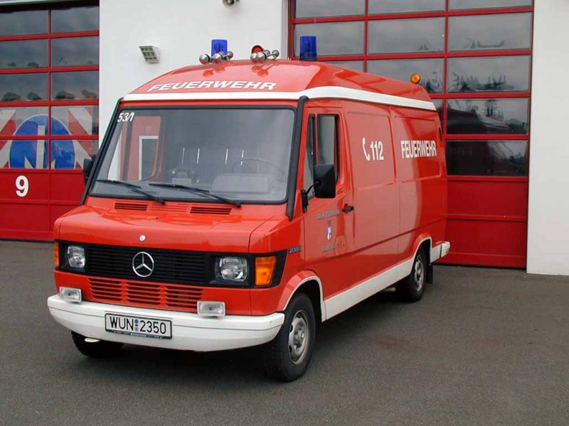 Florian Selb 59/1 - Gerätewagen Atemschutz und CSA