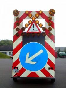 VSA - Verkehrssicherungsanhänger