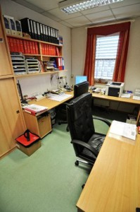 Kommandanten Büro